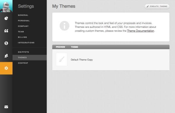 Huge Feature Release! Theming System, Content Templates
