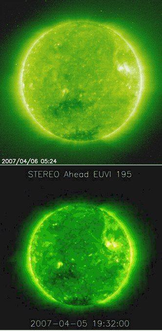 В околоземном пространстве произошел настоящий BIG ONE. Ef1ebca3-c7fc-45cc-9ca3-6e7b0a70b8e6
