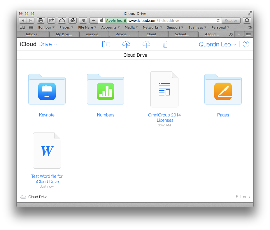 QTIP: Are iCloud Drive and iCloud Different?   QTIPS for