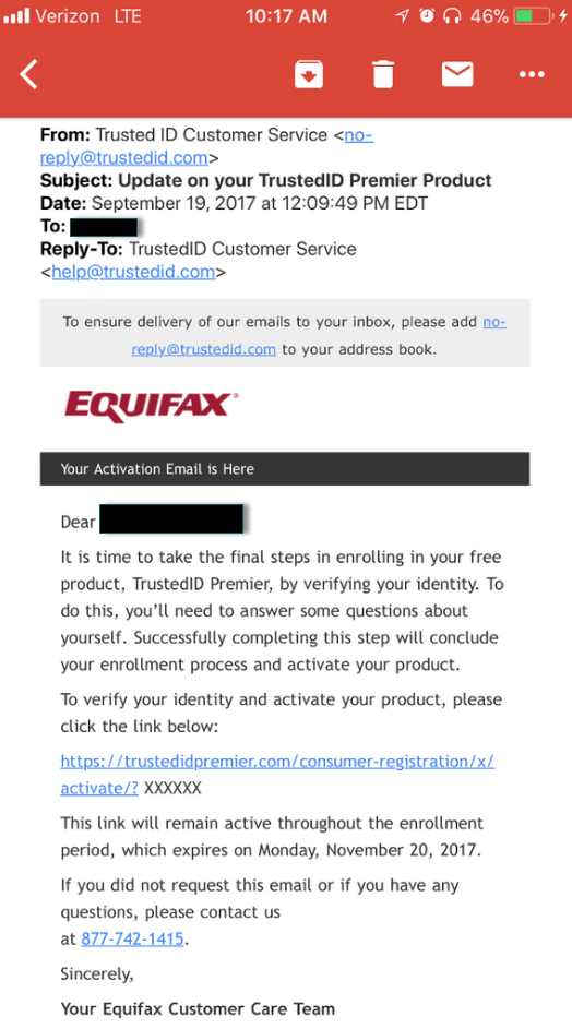 KREBS: Equifax or Equiphish? | QTIPS for Your Digital Life