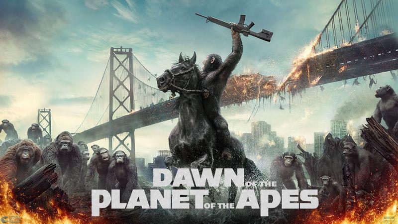 ผล�ารค้นหารูปภาพสำหรับ Dawn of the Planet of the Apes (2014)