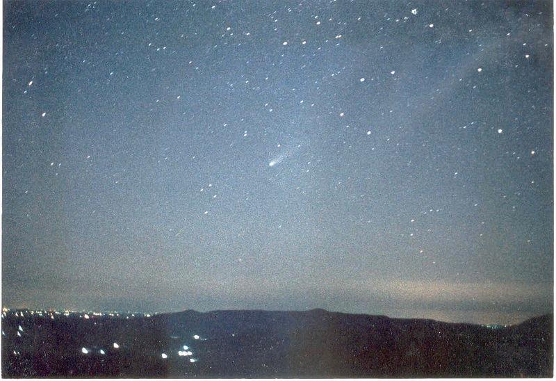 Halley's Comet - Jerry Sutphin