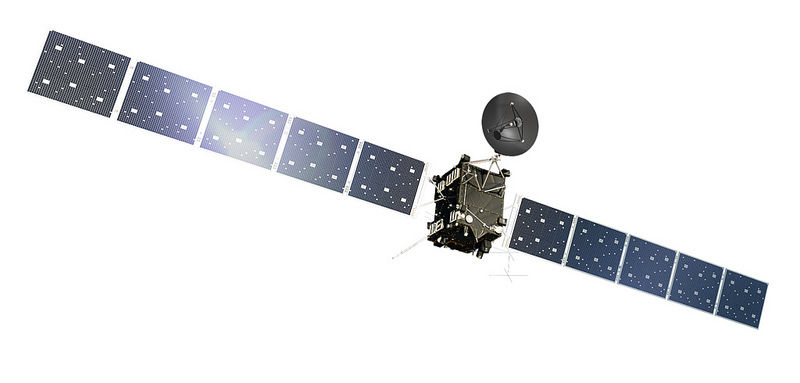 Rosetta - European Space Agency