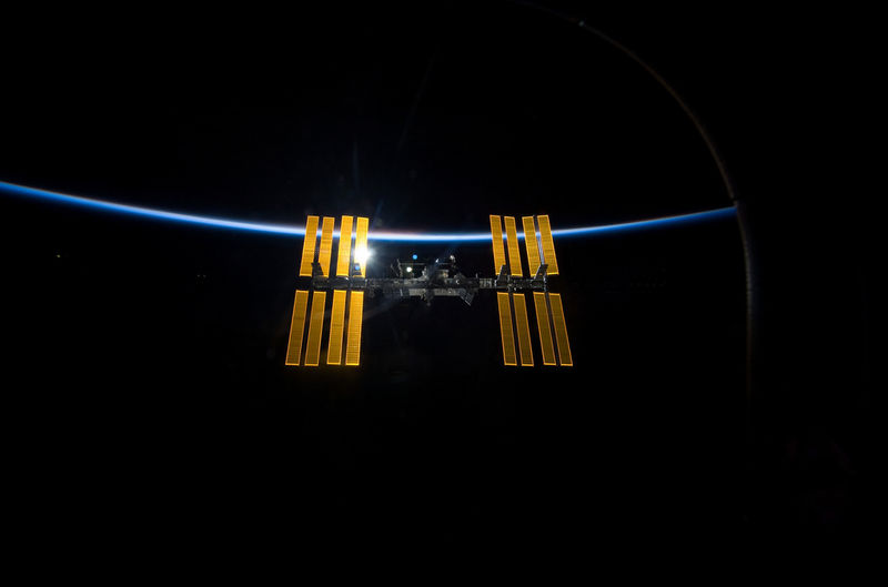 The International Space Station - European Space Agency