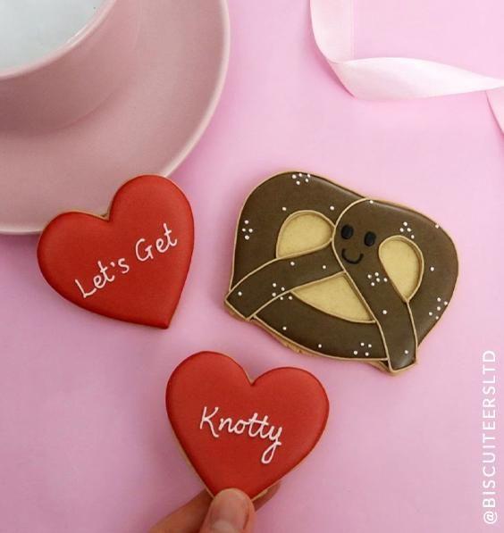 Biscuiteer Valentines