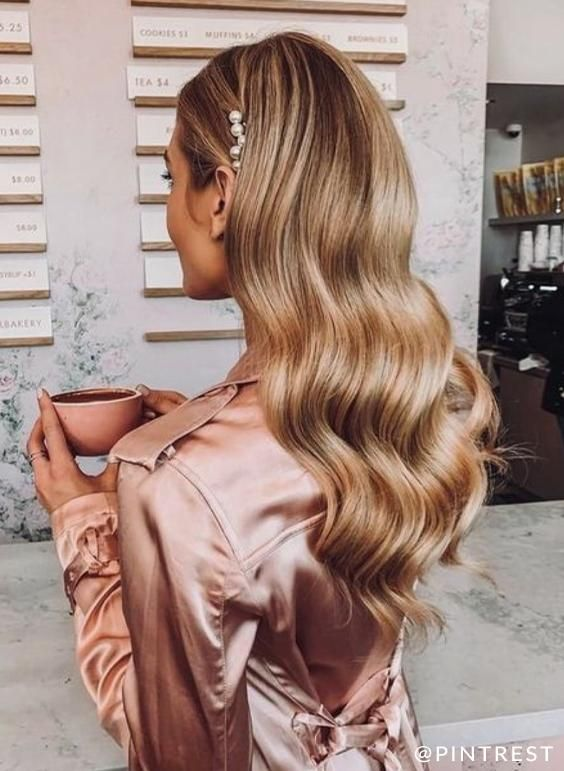 Hollywood Hair, Pintrest