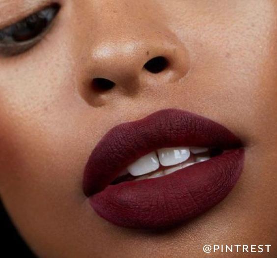 Bold Lip, Pintrest