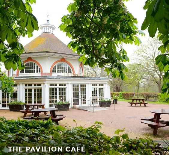 The Pavilion Cafe, Greenwich