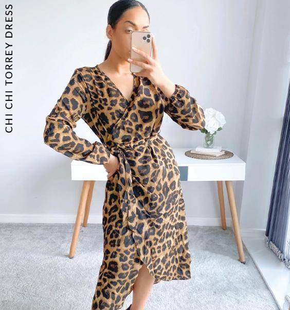 Zara in Torrey Dress