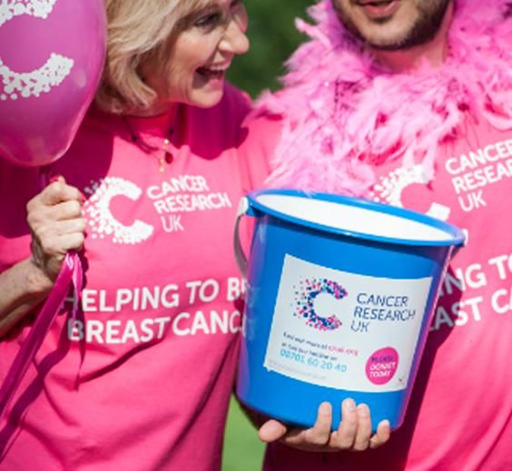 Fundraising Breast Cancer