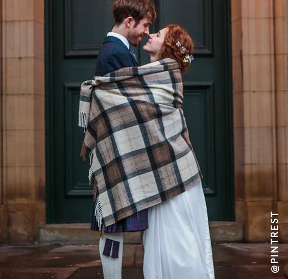 Blanket couple