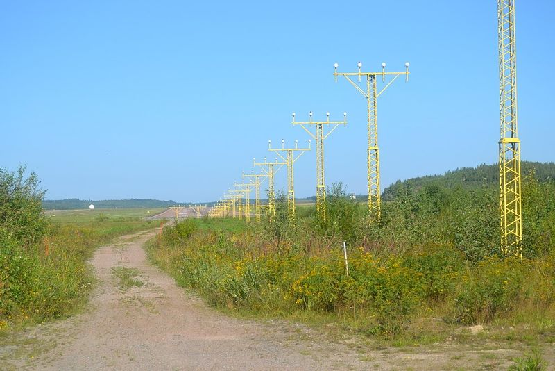 Approach lighting system