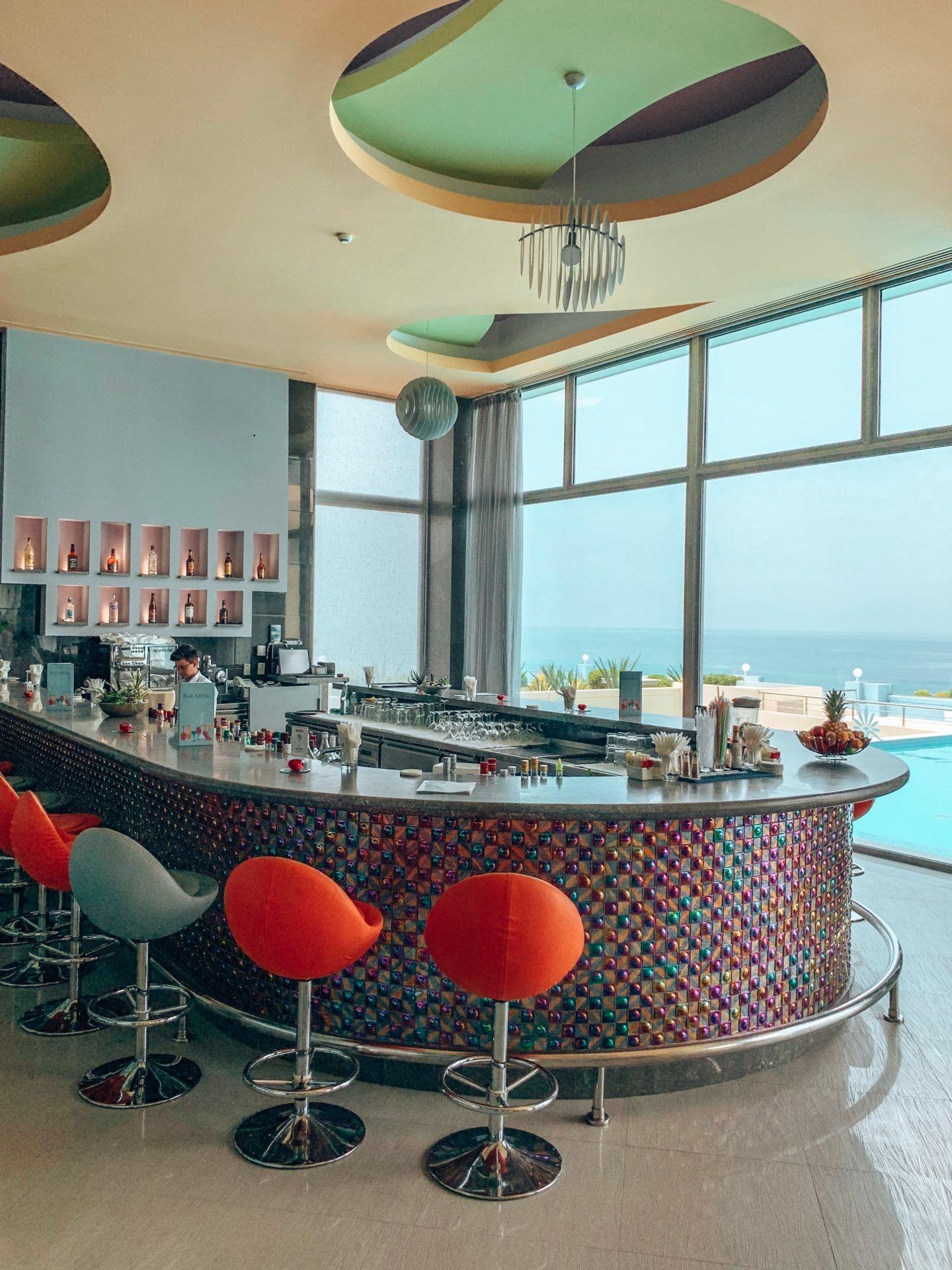 Atrium Platinum Luxury Resort Hotel and SPA, Rhodes Greece
