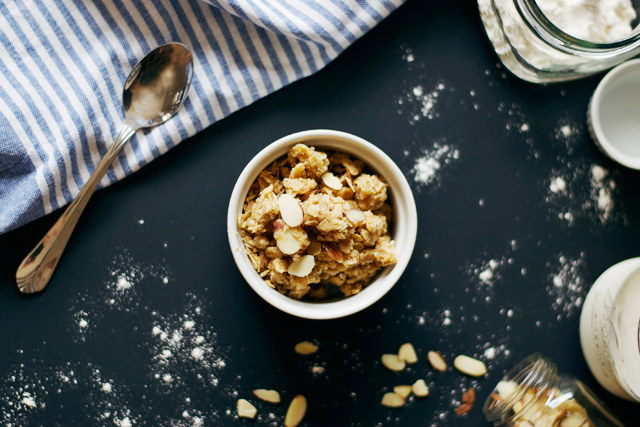 The Best Healthy, Homemade Granola Recipe