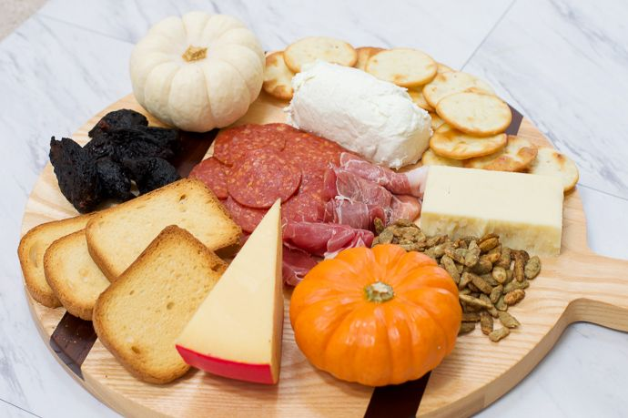 fall cheese board ideas