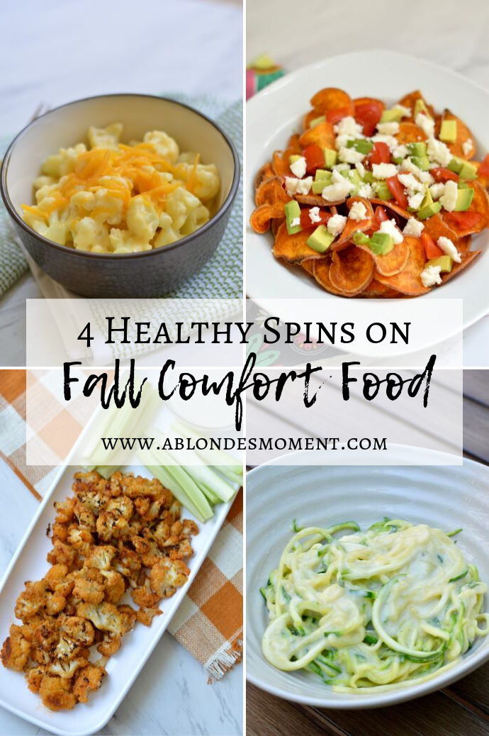 4 Healthy Spins on Fall Comfort Food