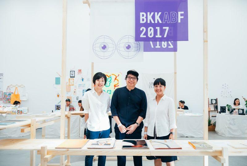 BKK Art Book Fair_Founder