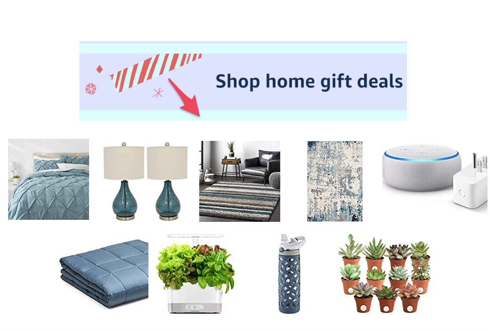 Home Holiday Guide: Amazon Home