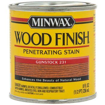 Gunstock Minwax Wood Stain