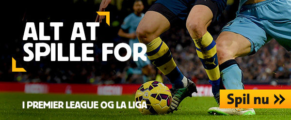 ALT AT SPILLE FOR I PREMIER LEAGUE OG LA LIGA