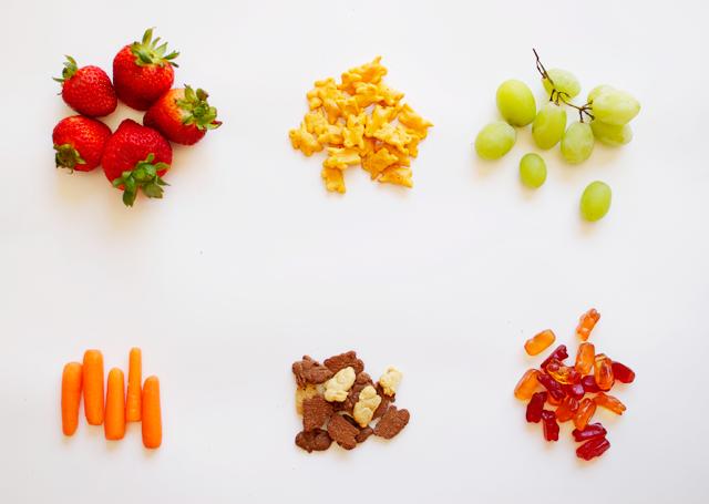 Healthy Road Trip Snacks For Kids