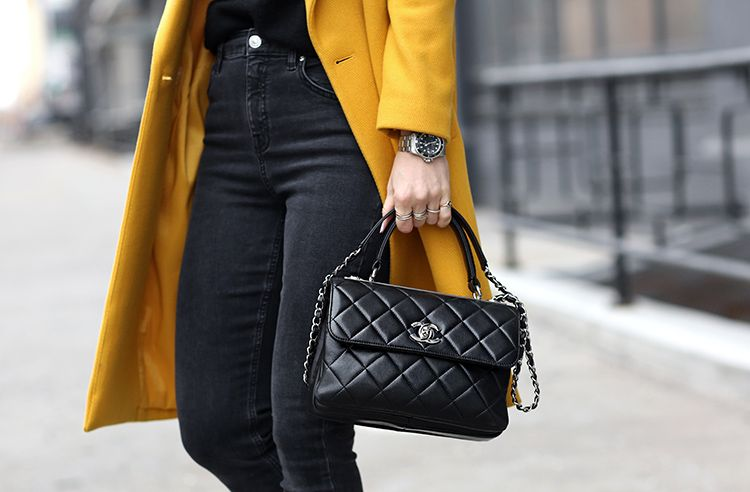 Chanel Trendy CC, Helena Glazer from Brooklyn Blonde