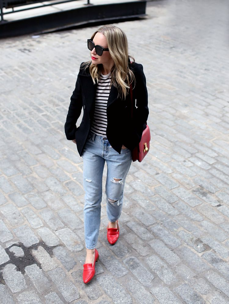 Winter Outfit Inspiration, Helena of Brooklyn Blonde