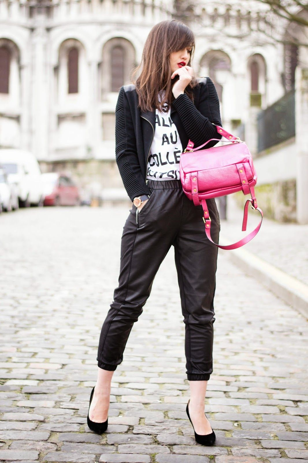 Casual chic style