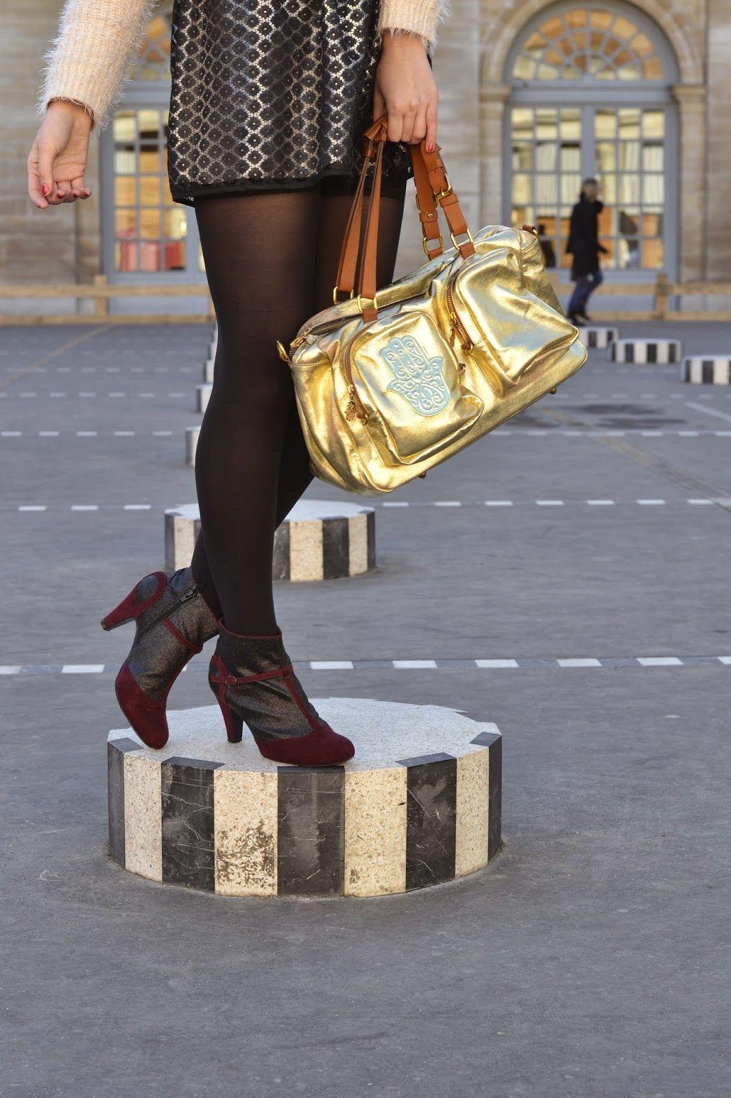 Manoush leather bag