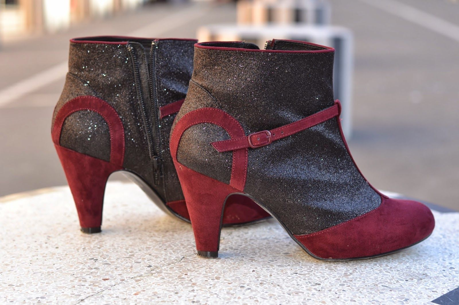 How to wear sparkle boots