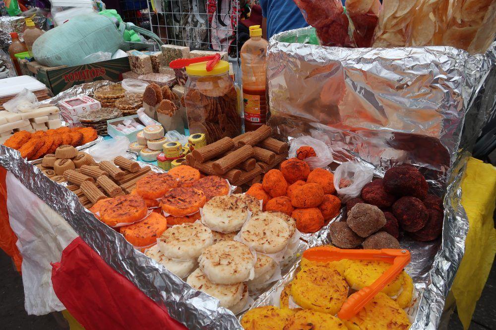 zocalo market mexico food