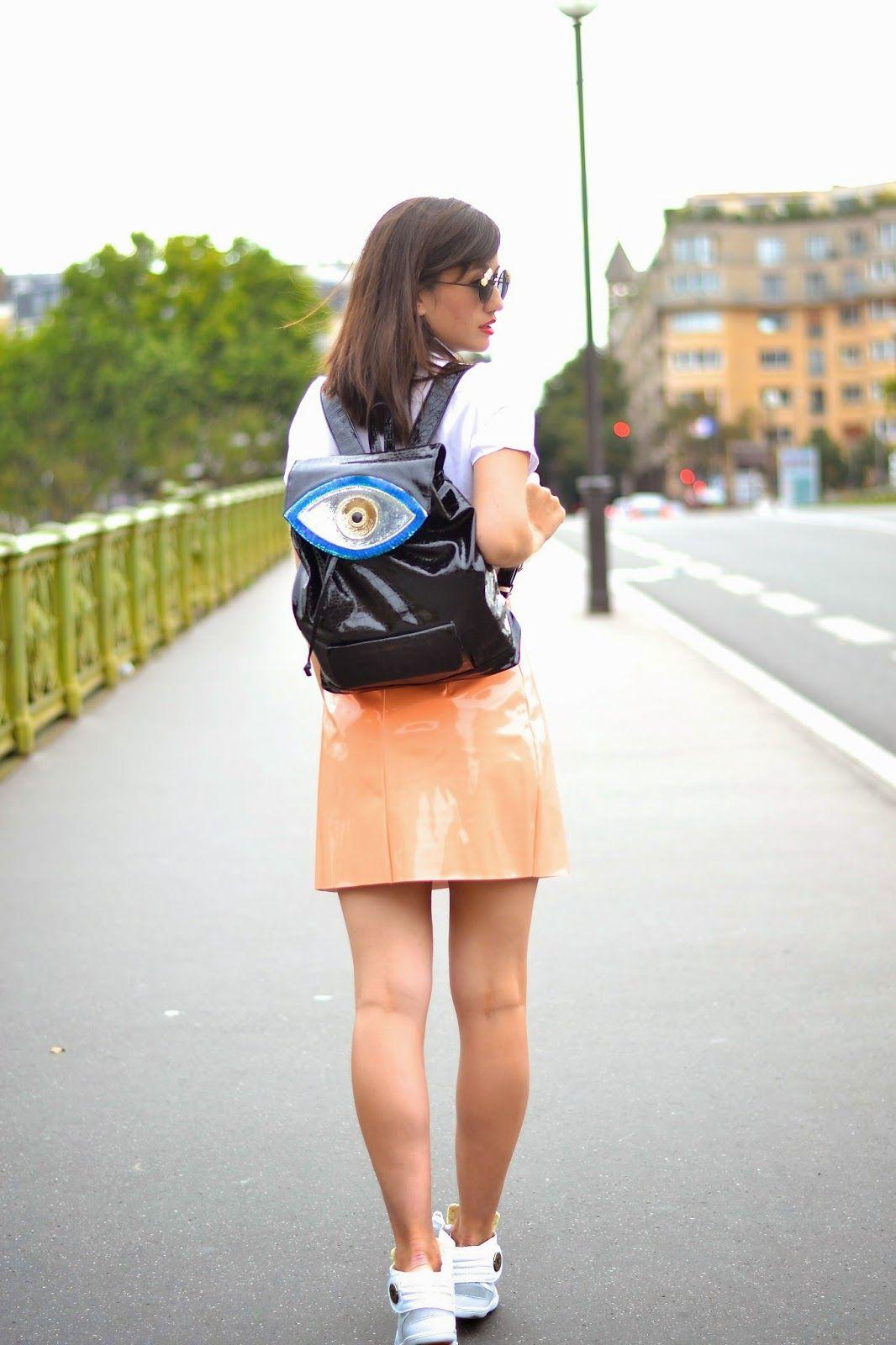 Sunita Mukhi Backpack