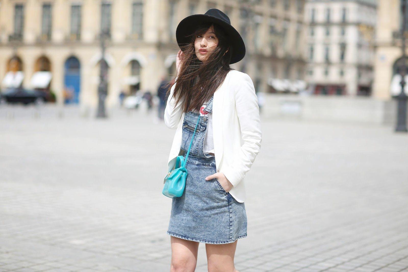 Blogger a paris