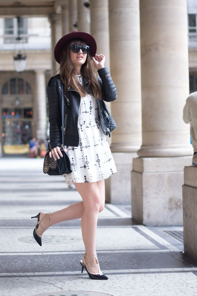 Blogger, Fashion, Style, Look, Paris, Meet me in paree