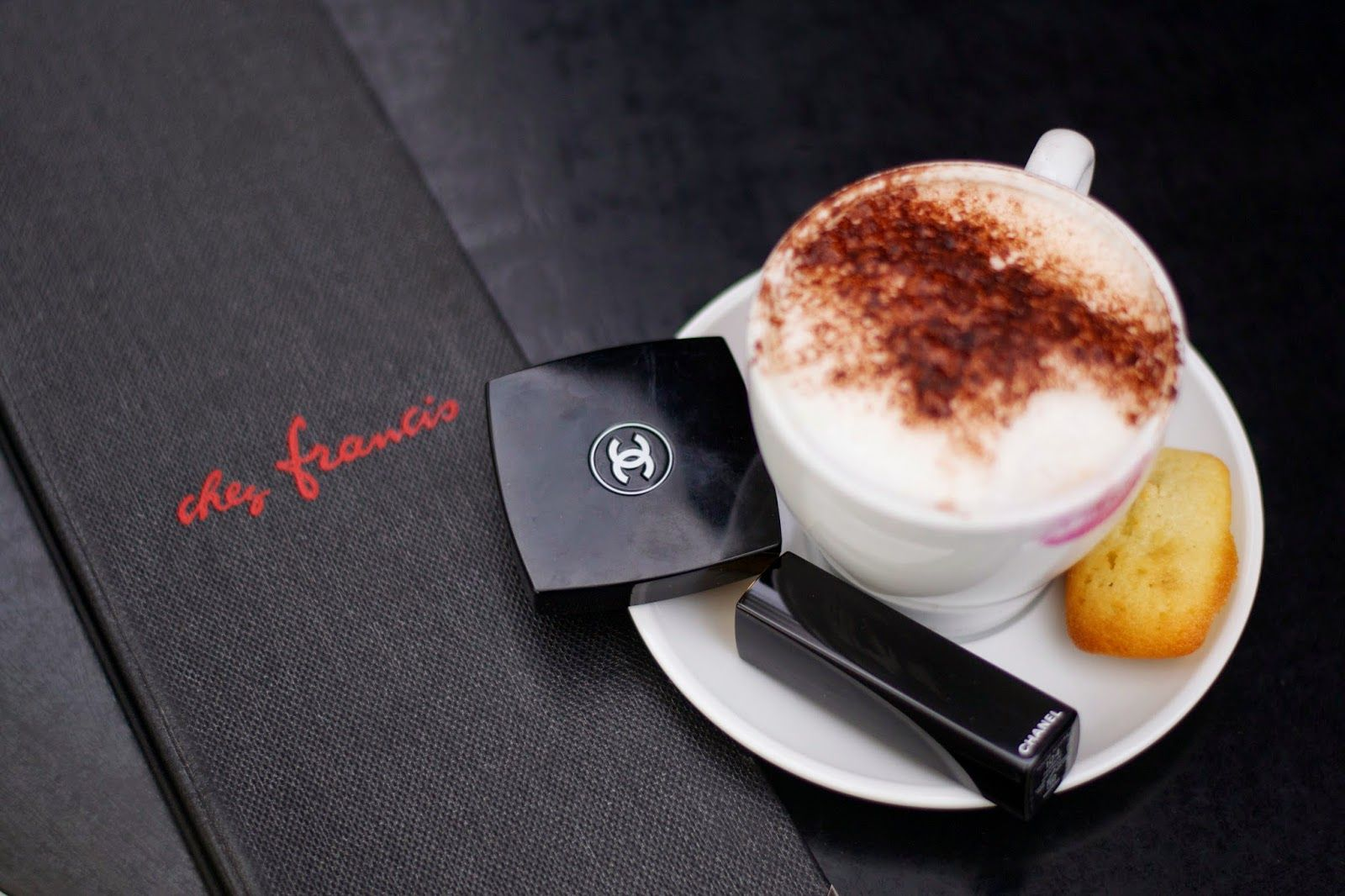 Chanel and Coffee