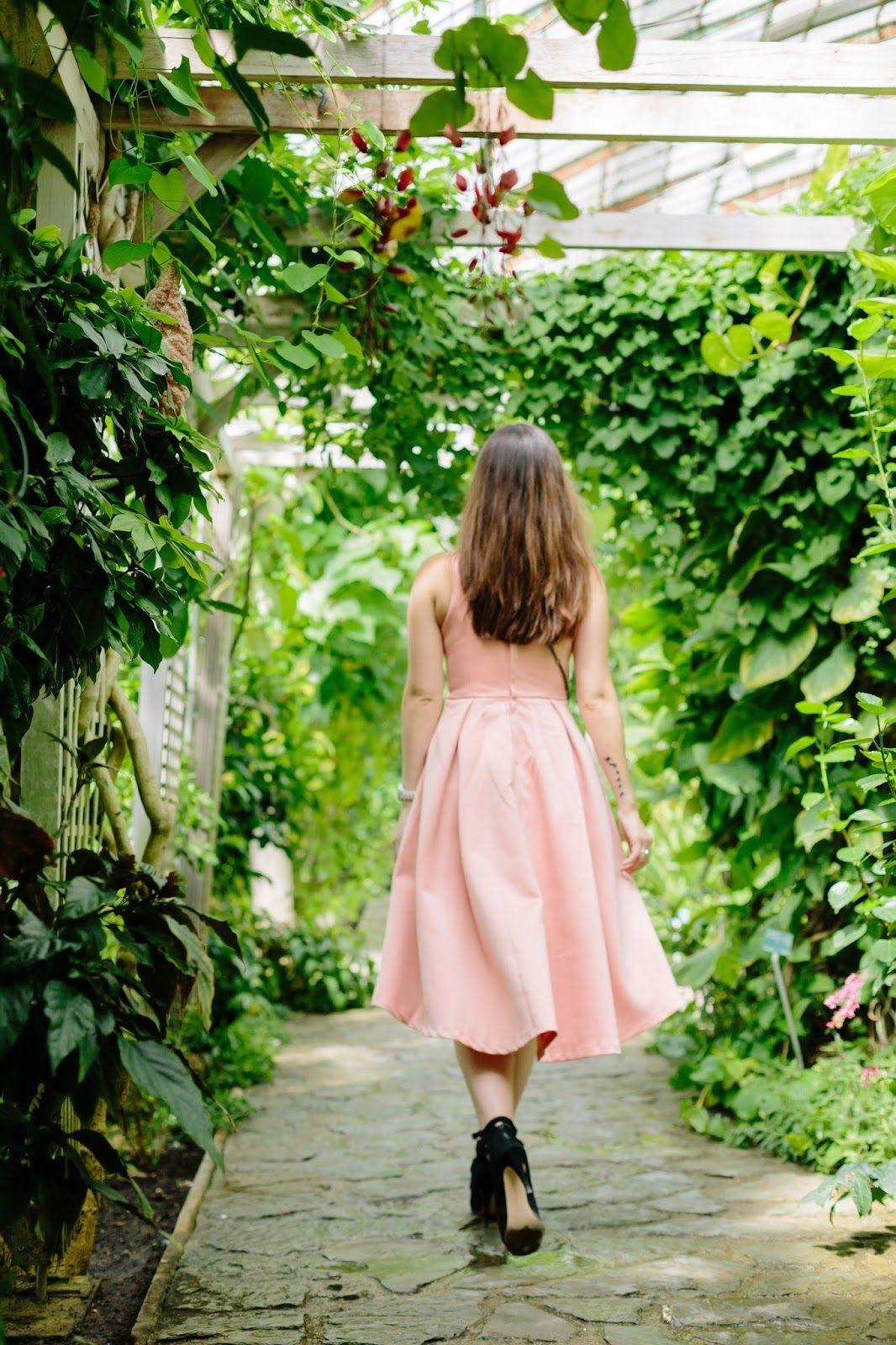 Paris botanical garden, Look, Summer look, Chicwish, Chic style, meet me in paree