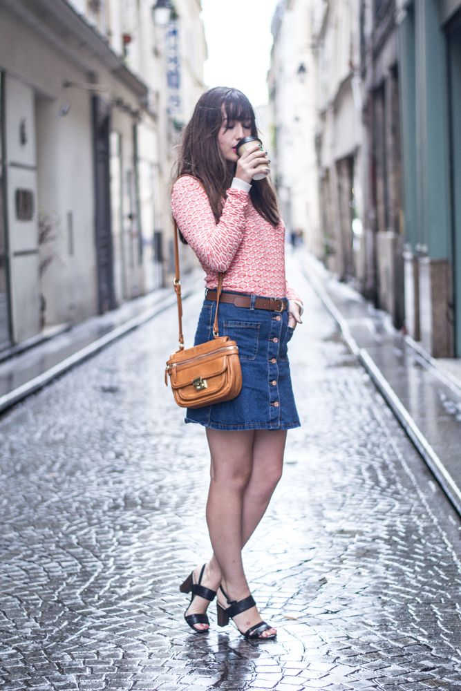 Meet me in paree, Streetstyle, Look of the day, Manoush, Blogger