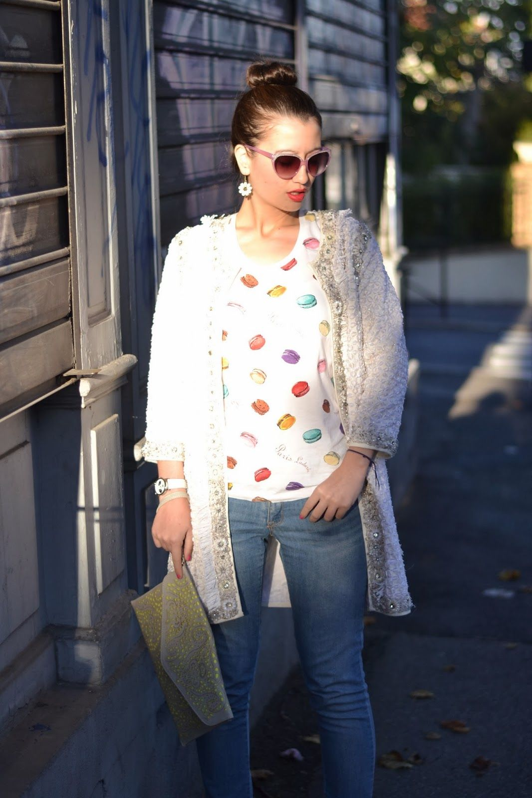paris blogger
