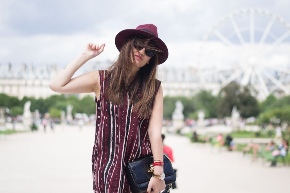 Blog Mode, Paris, Style, Look, Summer Style, Tally Weijl, Boohoo