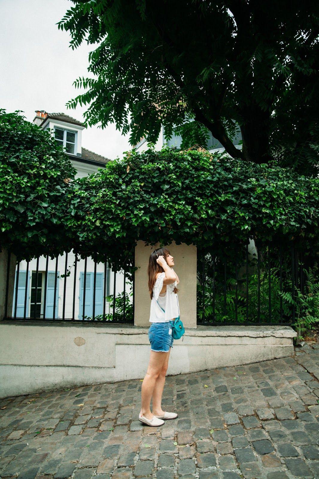 Blogger, Paris, Streetstyle, Paris, Look, Summer Style