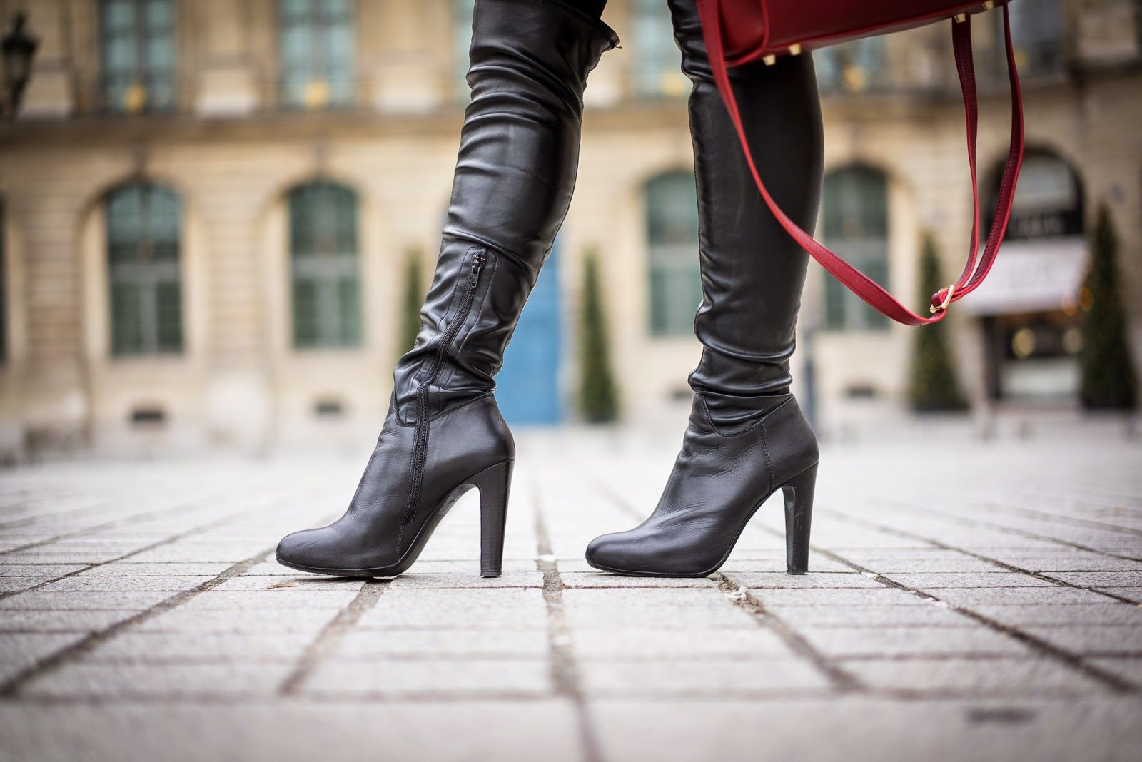 Minelli over the knee boots
