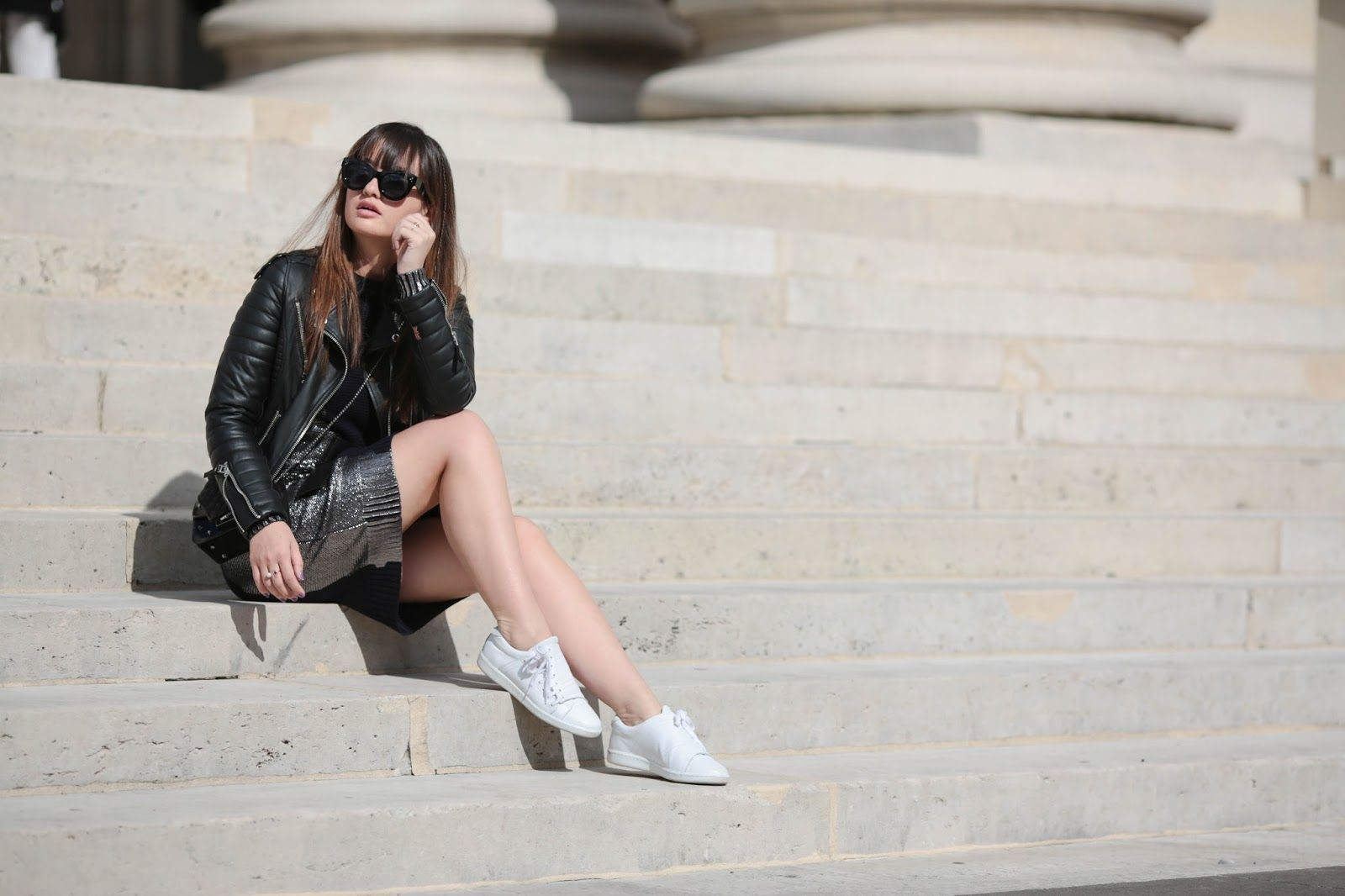 Chic Parisian style, Look, Blog Mode Paris, Meet me in paree, Style Blogger
