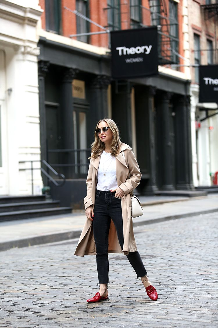 Spring Outfit, Helena of Brooklyn Blonde