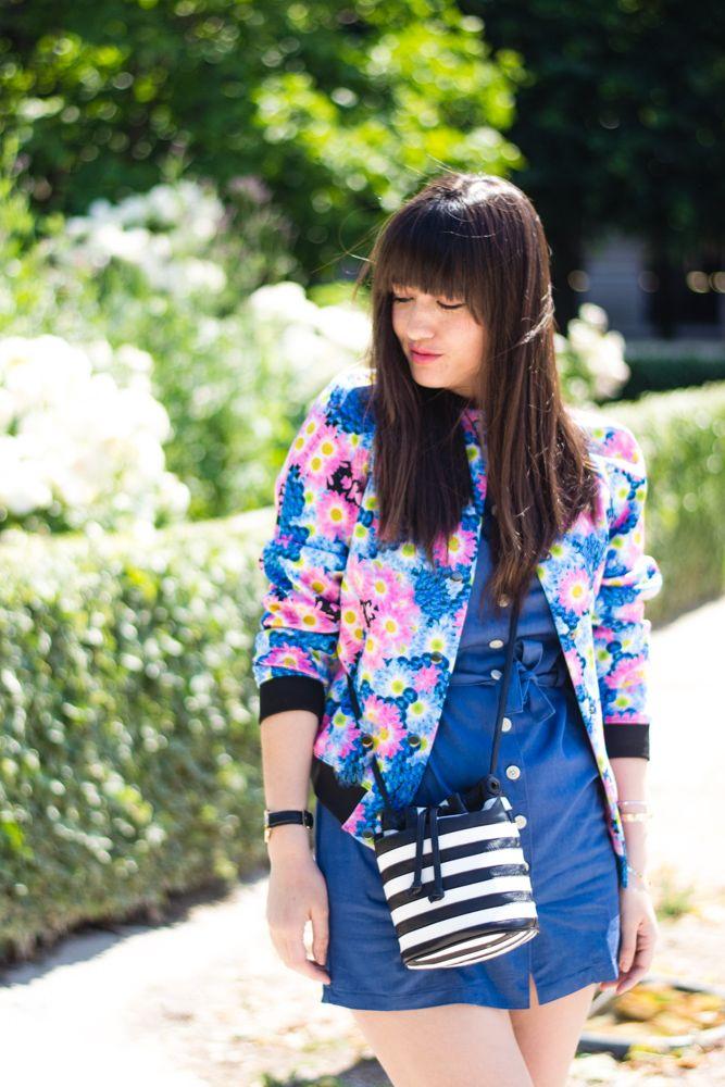 Angel Jackson, summer style, meet me in paree, blogger, Paris, Manoush