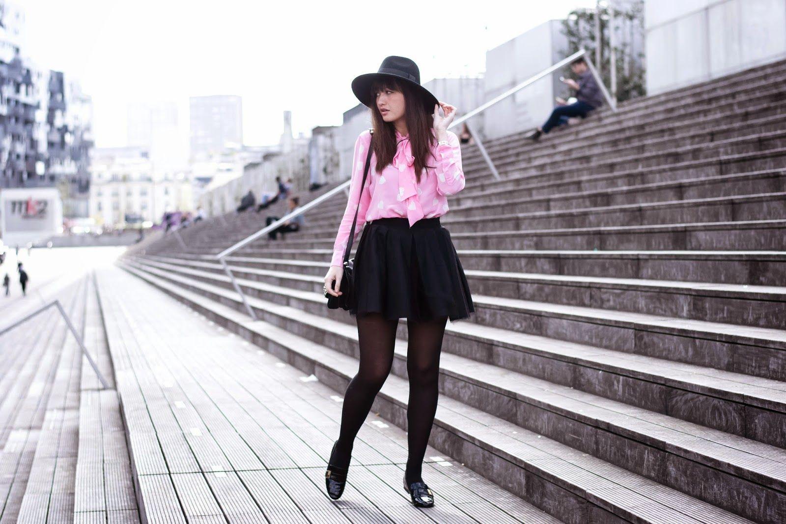 Fashion blog a paris