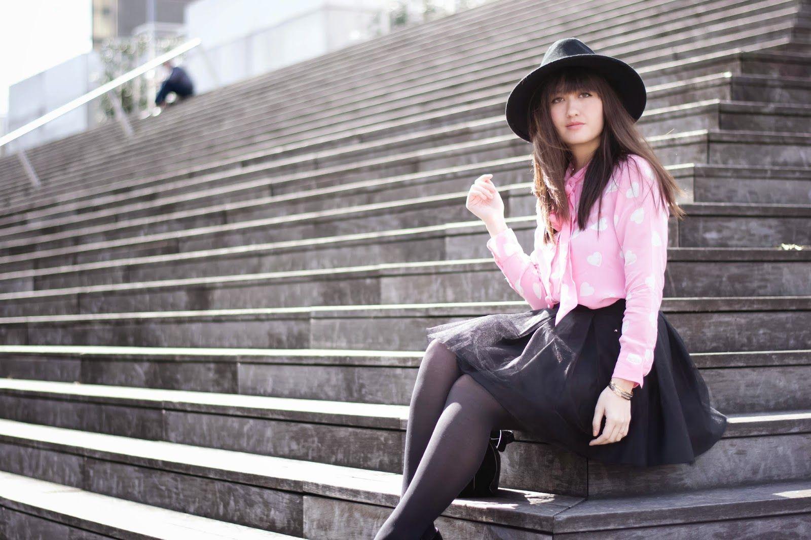 Chic paris fashion