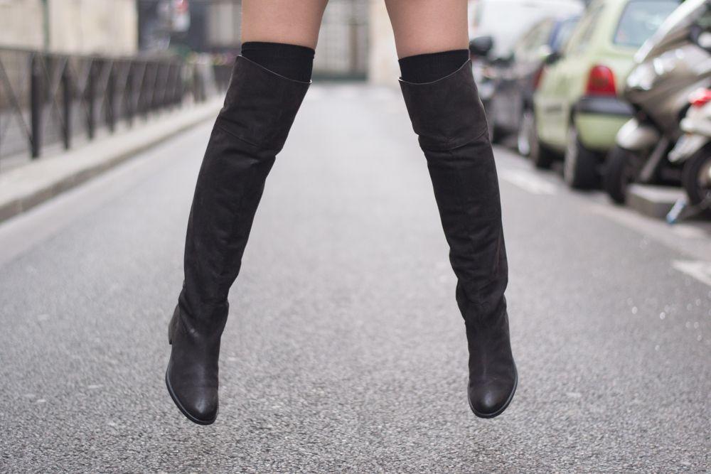 Blogger, Paris, Streetstyle, Meet me in paree, Autumn look, Cosy