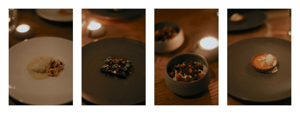 The Little Magpie Edinburgh Fhior tasting menu review