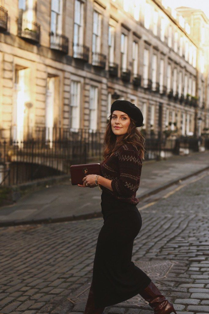 The Little Magpie Street Style Edinburgh