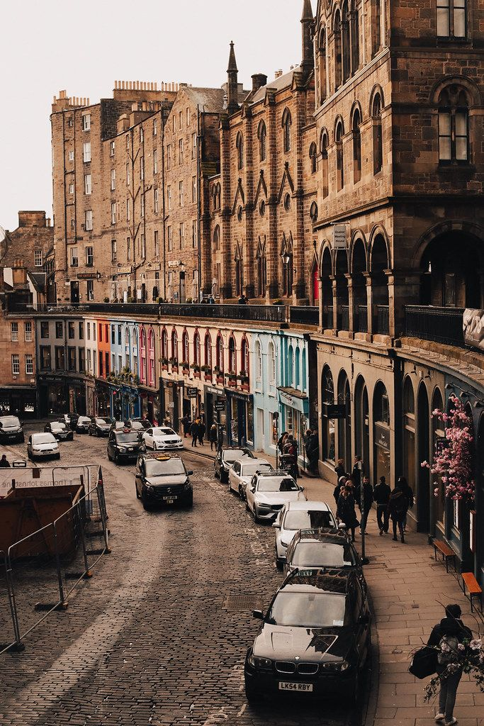 The Little Magpie Victoria Street Edinburgh
